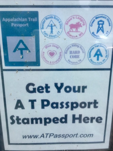 Image result for appalachian trail passport